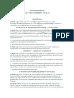 Ejecucion de Credito Fiscal Monografia