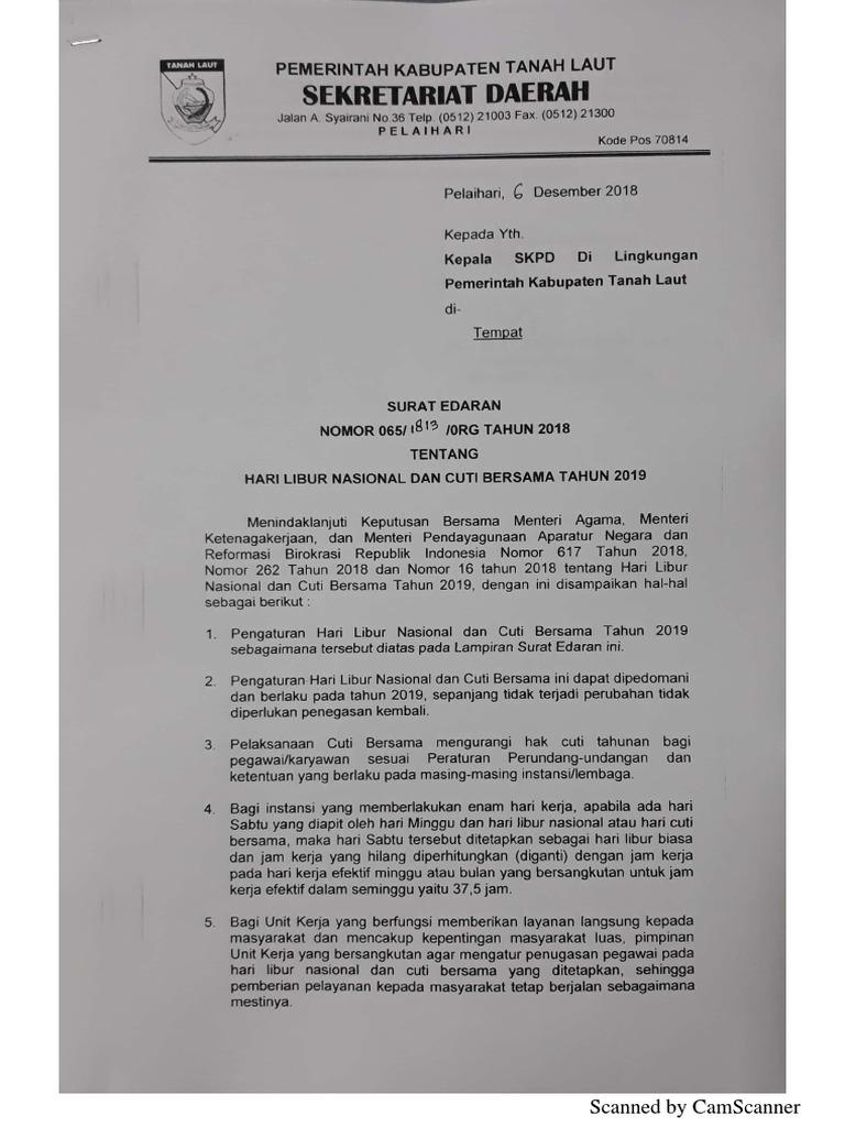 Berikut Peraturan Perundang Undangan Yang Tidak Mengatur ...