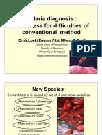 Diagnosis Malaria 2014 LEF