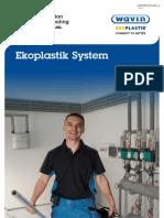 Ekoplastik PPR Installation Manual