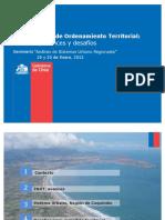 Plan regional de ordenamiento territorial