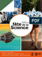 Programme FDS UJM 2019