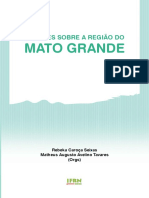 Olhares Sobre a Regiao Do Mato Grande - eBook