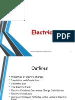 Electric Field AP
