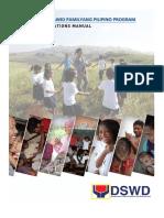 Pantawid OM, ANNEx, SWDRP and IPPF (2).pdf