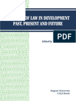 The Role of Law in Development