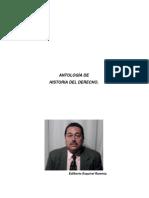 AntologiaHistoriaDelDerecho_EdilbertoEsquivelRamirez