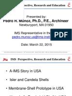 A IMS Story Symposium2015