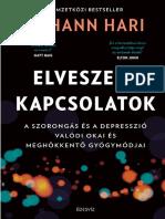Johann Hari - ELVESZETT KAPCSOLATOK