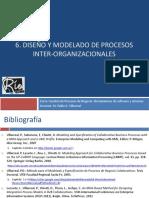6. Modelado de Procesos Inter-Organizacionales