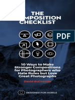 The Composition Checklist