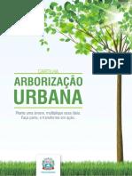 Cartilha Arborizacao Urb 2018
