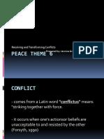 Peace Theme 6