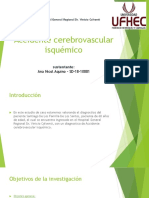 Accidente cerebrovascular isquémico.pptx