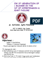 07. Role of New 3rd Generation of Beta-Blocker in the ... Dr. Elfiani, SpPD., FINASIM
