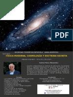 Física Cosmología y DS Poster Madrid (1)