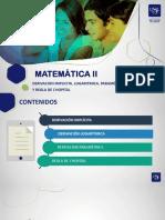 S3 Derivación Implícita, Logarítmica, Parametrica y L-H