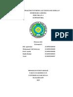 Laporan Praktikum Formulasi Teknologi Sediaan Suppositoria Revisi