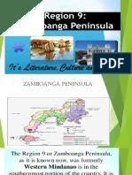 LITERATURE IN REGION IX.pptx