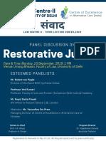 Restorative Justice(2)