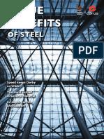 SCI Steel buildings benefits