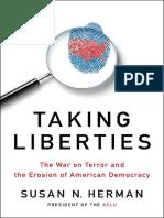 Herman - Taking Liberties; the War on Terror and the Erosion of American Democracy (2011).epub