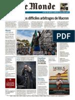Journal LE MONDE et Suppl du Dimanche 14 et Lundi 15 Avril 2019.pdf