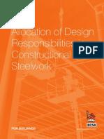 Alloc. Design Responsibilities