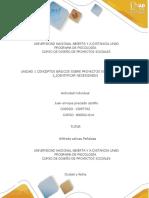 Unidad 1 Conceptos Basicos Sobre Proyectos Sociales