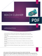 Beach Cleaner