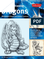 The Art of Drawing Dragons, Mithological Beasts and Fantasy Creatures.pdf