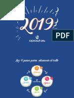 Calendario y Planificador 2019