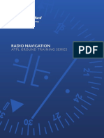 Radio Navigation (ATPL Ground Training Series) - 2014