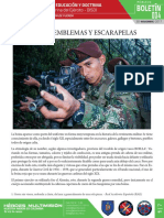 BOLETIN 004 BOÍNAS, EMBLEMAS Y ESCARAPELAS - 2017