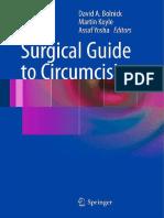 surgical guide tu circumcisis