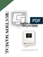 CD295 Panel View User Manual