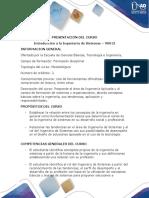 Presentación del curso - Introducción a la Ingeniería de Sistemas.docx