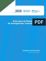 Guía para el Manejo de EMERGENCIAS TOXICOLOGICAS 2017.pdf
