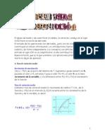 Matematicas Resueltos (Soluciones) Derivadas Nivel I 1º Bachillerato