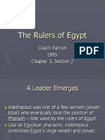 3.2,_The_Rulers_of_Egypt.ppt