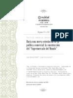 Hacia Una Nueva Orientación de La Política Comercial. La Construcción Del Supermercado Del Mundo. Lucero y Padin (2019)