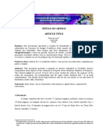 Modelo Padrao de Artigo - Concurso CESPO.doc