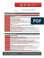 V Foro de Psicología Jurídica y Forense 2019