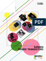 SANKEN POWER TRANSISTOR.pdf