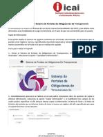Funcionalidades de PNT
