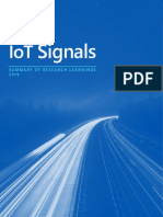 IoT Signals Microsoft 072019