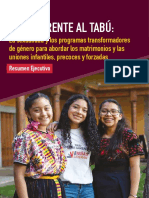 Exec Summary Tabú Spanish Lr