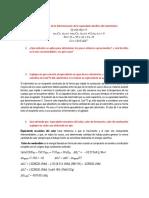 cuestionario informe de quimica