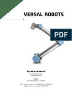 Universal Robots Service Manual UR10