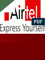 Airtel Advertisement